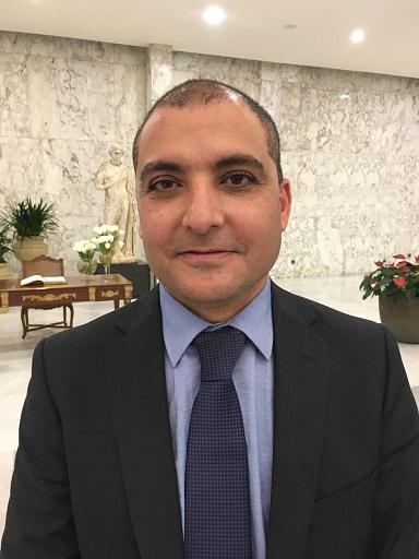 بدري ضاهر المدير العام للجمارك اللبنانية