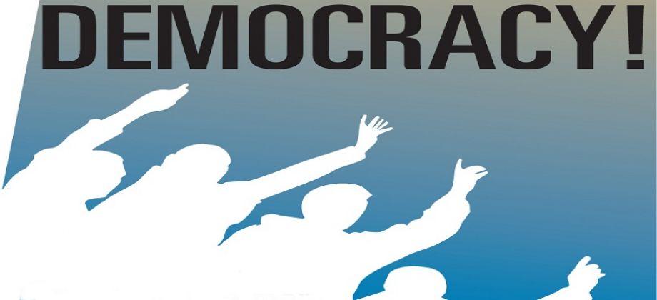 الديمقراطيّة قيمة عالميّة