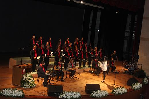احتفال افتتاح العام الجامعيّ في الجامعة اللبنانيّة الحدث 2016-2