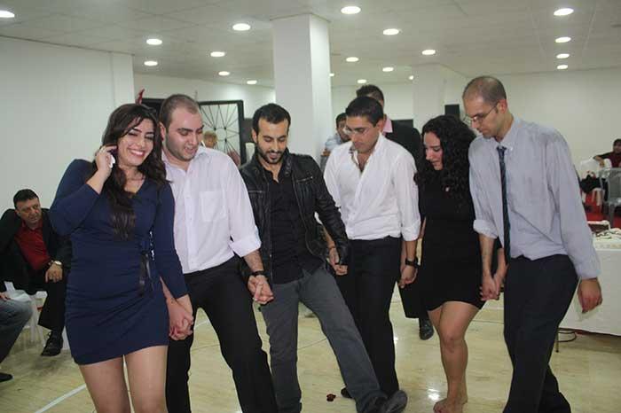 حركة لبنان الجديد صور سهرة الاستقلال-1