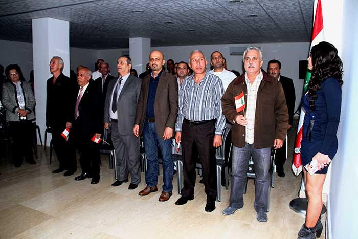 حركة لبنان الجديد صور سهرة الاستقلال-10