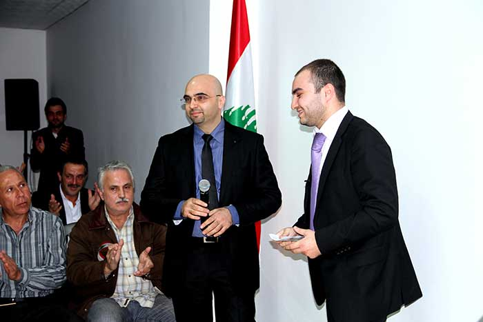 حركة لبنان الجديد صور سهرة الاستقلال-0