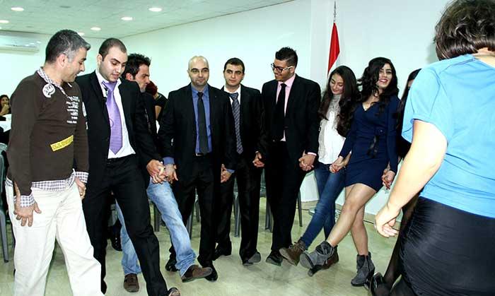 حركة لبنان الجديد صور سهرة الاستقلال-11