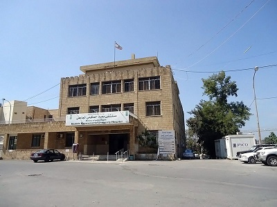 مستشفى بعبدا الحكوميّ الجامعيّ-1