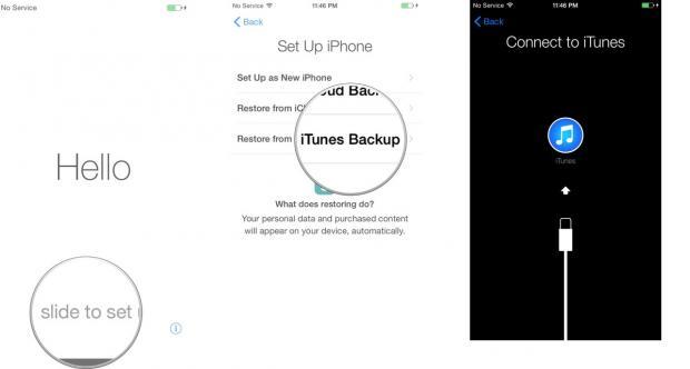 بالصور... طريقة نقل بياناتك من هاتفك القديم إلى هاتف آيفون 7 الجديد-1