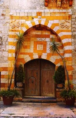 قصر بيت شهاب في حارة البطم الحدث-2