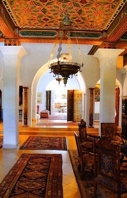 قصر بيت شهاب في حارة البطم الحدث-3