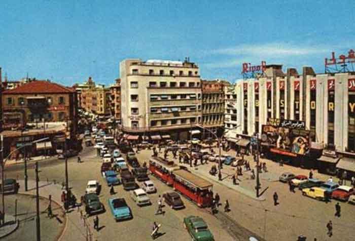 ترامواي بيروت-1